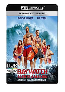 Baywatch - Alerte a Malibu - 4K Blu-ray UHD 4K