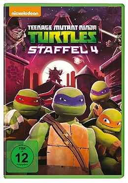 Teenage Mutant Ninja Turtles - Staffel 04 DVD