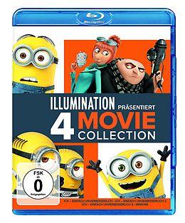 Ich Einfach Unverbes. 1-3, Minions Bd St Blu-ray