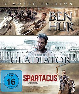 Ben Hur/gladiator/spartacus Bd St Blu-ray