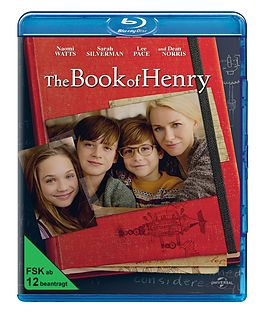 The Book Of Henry Bd St Blu-ray