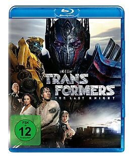Transformers - The Last Knight Blu-ray