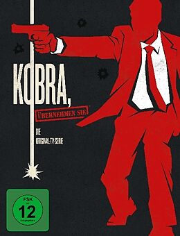 Kobra, übernehmen Sie! DVD