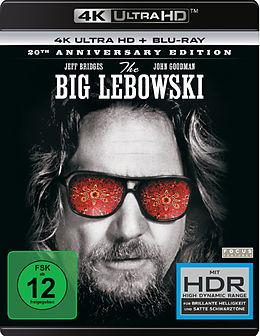 The Big Lebowski - 4k Uhd Blu-ray UHD 4K + Blu-ray