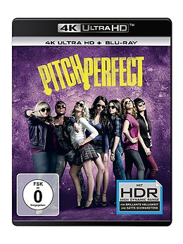 Pitch Perfect Blu-ray UHD 4K