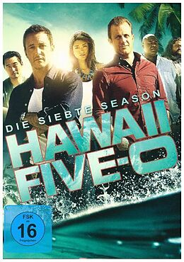 Hawaii Five-O - Season 07 DVD