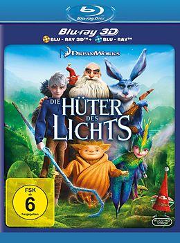 Various Artists BLU-RAY 3D/2D Die Hüter des Lichts