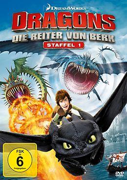 Dragons - Die Reiter von Berk - Staffel 1 DVD