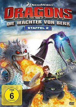 Dragons - Die Wächter von Berk - Staffel 2 DVD
