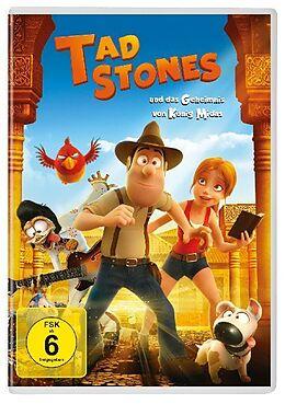 Tad Stones und das Geheimnis von König Midas DVD