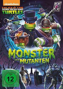 Tales of the Teenage Mutant Ninja Turtles - Monster und Mutanten DVD