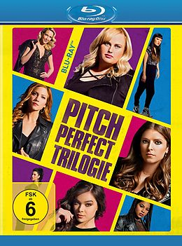 Pitch Perfect 1-3 [Versione tedesca]