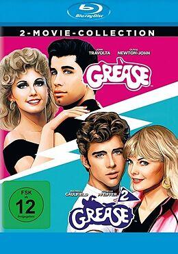 Grease 1+2 Box - BR - Remastered Blu-ray