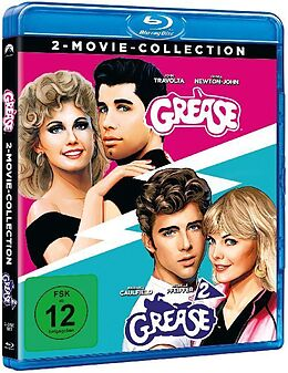 Grease 1 & 2 DVD