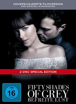 Fifty Shades of Grey - Befreite Lust DVD