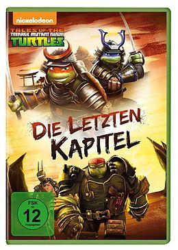 Tales of the Teenage Mutant Ninja Turtles - Die letzten Kapitel DVD