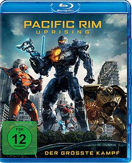 Pacific Rim: Uprising Blu-ray
