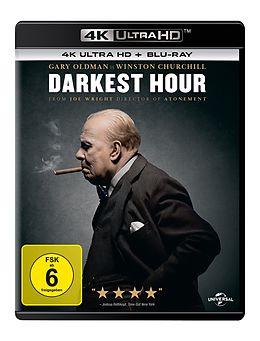 Die Dunkelste Stunde Blu-ray UHD 4K
