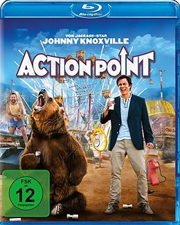 Action Point Blu-ray