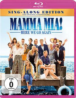 Mamma Mia! 2 - Here we go again Blu-ray