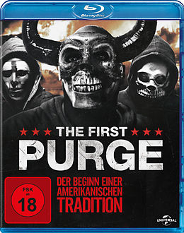 The First Purge Blu-ray