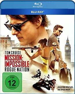 Mission Impossible 5 - Steelbook Blu-ray