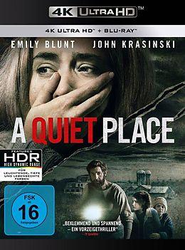 A Quiet Place - 4K Blu-ray UHD 4K + Blu-ray