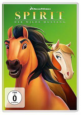 Spirit - Der wilde Mustang DVD