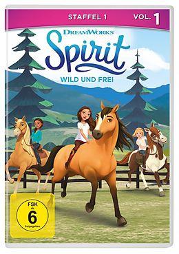 Spirit - Wild und Frei - Staffel 1 / Vol. 1 DVD