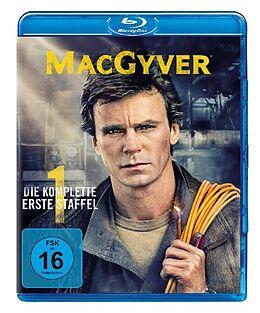 MacGyver - Staffel 1 - BR Blu-ray