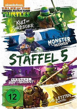 Tales of the Teenage Mutant Ninja Turtles - Staffel 5 DVD