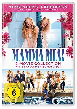 Mamma Mia! 2-Movie Collection DVD