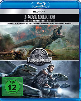 Jurassic World: 2 Movie Collection Blu-ray