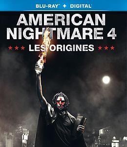 American Nightmare 4 - Les Origines Blu-ray