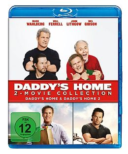 Daddy's Home 1+2 Blu-ray
