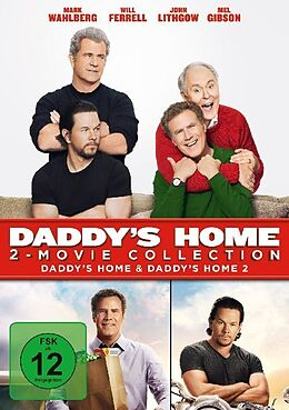 Daddys Home 1+2 DVD