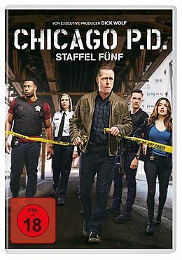 Chicago P.D. - Staffel 05 DVD