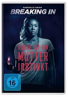 Breaking In - Rache ist ein Mutterinstinkt DVD