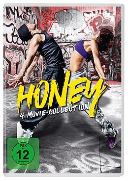 Honey 1-4 DVD