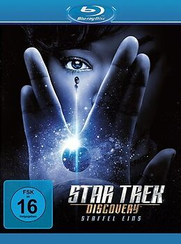 Star Trek: Discovery - Staffel 01 Blu-ray