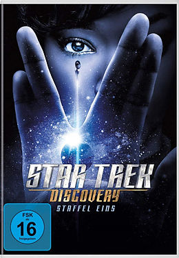 Star Trek: Discovery - Staffel 01 DVD