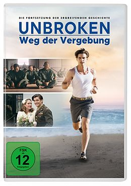 Unbroken - Weg der Vergebung DVD