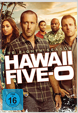 Hawaii Five-O - Season 08 DVD