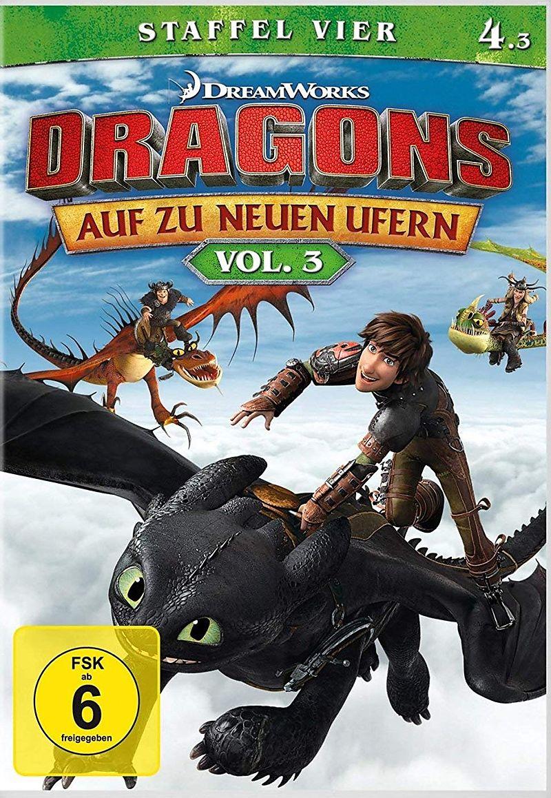 Dragons Auf Zu Neuen Ufern Staffel 8 Erscheinungsdatum
