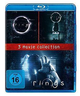 Ring 1-3 - BR Blu-ray