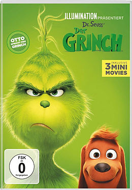 Der Grinch DVD