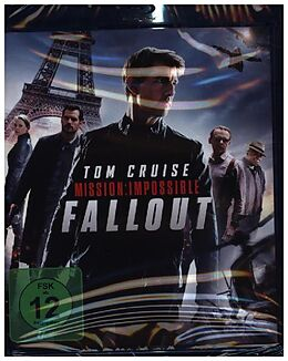 Mission: Impossible - Fallout Blu-ray