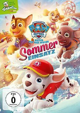 Paw Patrol - Sommer Einsatz DVD