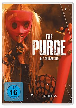 The Purge - Die Säuberung - Staffel 01 DVD