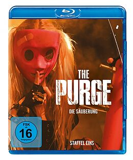 The Purge: Die Sauberung - Staffel 1 - Blu-ray Blu-ray